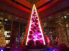 「Marunouchi Bright Christmas2017― Blooming Anniversary~花で彩るクリスマス~―」