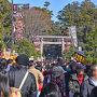 初詣は久し振りの鹿島神宮へ