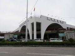 約1時間でマカオ側のアウター・ハーバー・フェリーターミナル(Outer Harbour Ferry Terminal)に着きました。