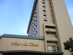宿泊は、湯田温泉の「ホテルニュータナカ」です。 宇部市~山陽小野田市~下関市~長門市~美祢市~山口市と、1日で結構な移動になりました。