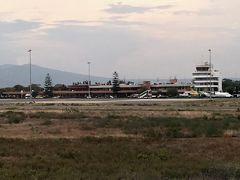 ET814 JRO→ADD 17:35→ 20:05   機内で1時間程,昇降客さんの為待機しアジスアベバに向かいます。