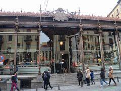 サン・ミゲール市場。マヨール広場の近くにある。