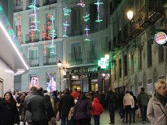 こちらはデパートの「エル・コルテ・イングレス」の裏手にあるバカラウのコロッケが有名なお店「CASA LABRA」。