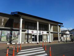 原ノ町駅。南相馬市、旧原町市の中心駅。 (余談だが地名は「はらまち」、駅名は「はらのまち」)  震災後、ここに来るのは3回目。