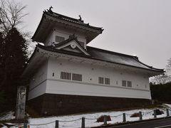 仙台城脇櫓(復元)