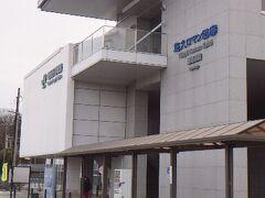 JR国府多賀城駅。多賀城跡最寄の駅。JR多賀城駅というのもあるが、それは多賀城市の中核駅で、国府多賀城駅とは路線も異なり、多賀城跡からも遠い