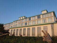 サロマ湖鶴雅リゾートに宿泊。