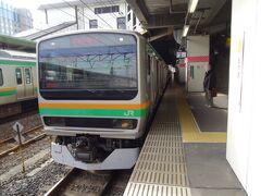 下館へのアクセスですが… 都内からだと上野東京ライン・湘南新宿ラインで宇都宮線直通の電車にのります。 すると、東京駅から1時間半ほどで、