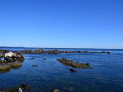 綺麗な海を見ることが出来ました。