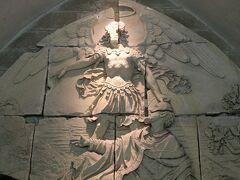 大天使ミカエルがいる、礼拝堂。