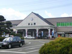 路面電車で松山市駅からJR松山駅に行きました。