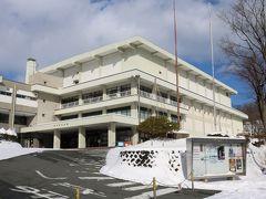 コンサート会場 秋田県民会館  もうすぐ建替えになるらしい