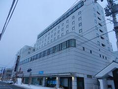 本日の宿イーホテル秋田