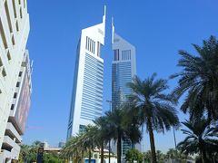 2005年に宿泊した当時、世界で3番目の高層を誇るホテルだったエミレーツタワーズ。日によっては一室7万円もすることがあったが、いまはどうなんだろ???