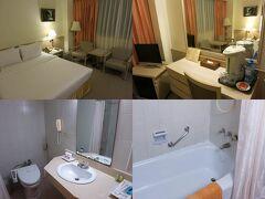 ずっと荷物(ボストンバック1個)預けてたホテル  昨年と同じ中山エリアの『エンペラーホテル』 (國王大飯店) No 118, Sec. 1, Nanking E. Rd., Taipei,    03-6743-6580  DeNAトラベルで1泊 7766円  建物は古いがシャワーの水圧はバッチリ スタッフの印象はかなりいい