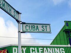 朝から丸一日、ウェリントンを満喫します。 キューバ・ストリートからスタート!