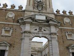 翌日。 ピア門のベルサリエリ歴史博物館に来ました。