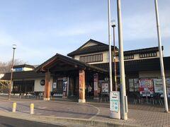 7:26、福山SAにて朝食を。