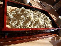 風船一揆終了後市内の「わたや平沢店」(  http://www.watayasoba.co.jp/  )さんでへぎそばをいただきました。  <メニュー>  へぎそば ふのりを使用麺 1人前  ¥777 2人前  ¥1,555 3人前  ¥2,332 4人前  ¥3,110 5人前  ¥3,780