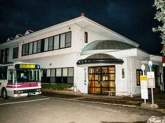 何とか粕淵駅へと到着しました。