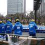 2018年:冬:TOKYO MARATHON2018!:故郷の幼馴染友人A君が地方のハーフマラソンに優勝して臨んだ大会だったので応援に行く!(家族3人で!)
