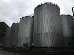 次は町田酒造へ 工場見学できます。 この時は私1人だけ。マンツーで説明してもらえてラッキー。
