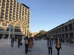 松山文創園区  アートの街  おしゃれな若者が多い