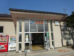 二日目は粟津駅より普通列車にて金沢に向かいます