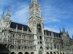 Neues Rathaus(新市庁舎 ) これぞミュンヘン!という佇まいです。