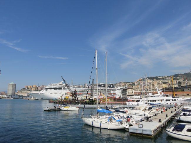 イタリア最大の港湾都市ジェノヴ...