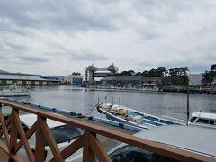 お土産も買い、「伊東園ホテル熱海館」をチェックアウト。旅行最終日の今日は、沼津漁港が予定地です。お昼前に沼津漁港に着き、散策&ショッピング&ランチ。