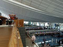 羽田空港国際線ターミナル TIAT Sky Road