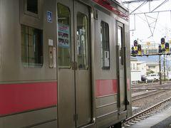 多度津駅で土讃線、琴平行きの電車に乗り換えます。