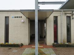 黒川駅から20分少々の金蔵寺駅で下車。