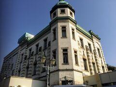 埼玉りそな銀行、川越支店。  明治から昭和初期の銀行跡は横浜でもよく見るけど、素敵。