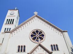 昔松田聖子さんが結婚式を挙げたサレジオ教会へ。