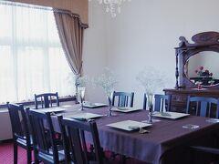 次に訪れたのは「イギリス館」。 イギリスの総領事館として使われていた建物だそうです。割とオーソドックスな感じでしょうか。
