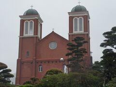 浦上天主堂です。