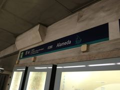 アラメダ駅