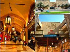 Ibn Battuta Mall http://www.ibnbattutamall.com/en  混雑バスに揺られてやっとIbn Battuta駅に戻ってきた。 ここには駅直結してショッピングモールがある。全く興味のないモールだけど、ここには一カ所だけ見ておきたいところがあるので寄ってみよう。  Ibn Battuta Mallは、チャイナコート・エジプトコート・ペルシャコート・チュニジアコート・アンダルシアコート・インディアコートの6つのテーマで構成されている。 エジプトコートから入ったが、目的はペルシャコート!