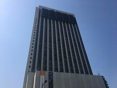 数分歩いて、浅草ビューホテルに到着。