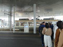 帰りも新幹線に乗るか、高速バスで帰るか決めさせたら高速バス!ということで。 ちょっと観光して帰ることにしました。