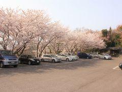 その後車で大島のカレイ山展望公園へ