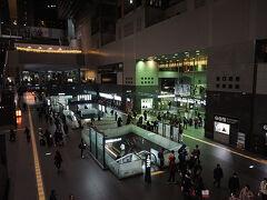 ●JR京都駅  仕事でいつも使っている駅。 沢山の旅行客でいつも賑わっています。