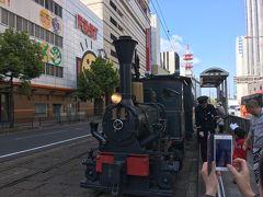 そして主役「坊っちゃん列車」まで!