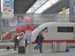 3月5日、ダッハウからミュンヘンに戻ってきた所からです。
