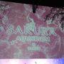 2018年:春:『マクセルアクアパーク品川』(maxell AQUAPARK SHINAGAWA)で「SAKURA AQUARIUM by NAKED」を楽しむ!(家族3人)