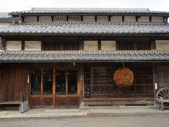 15代続く歴史ある酒蔵、富田酒造で「七本槍」をお土産に。