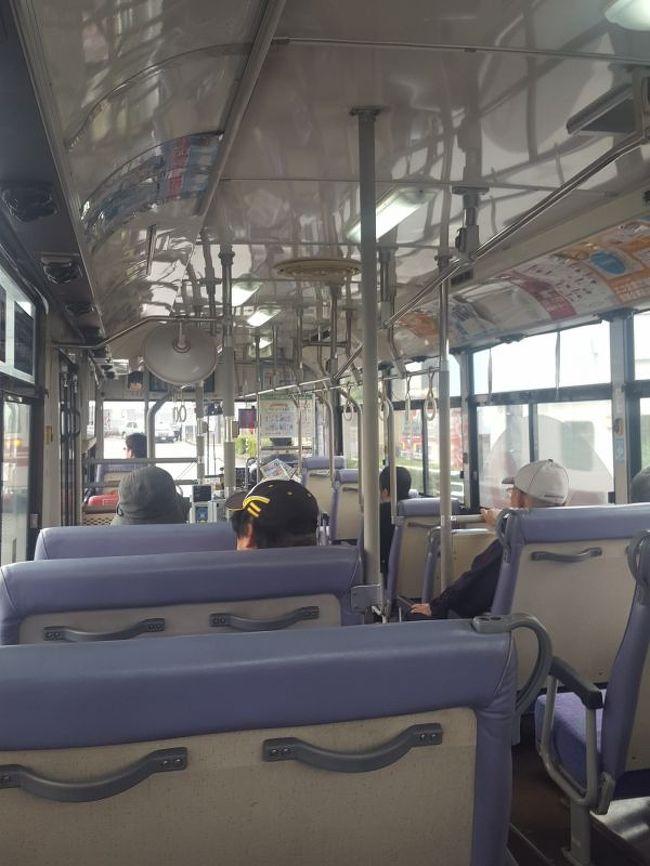 路線バスで巡る筑後船小屋・羽犬...