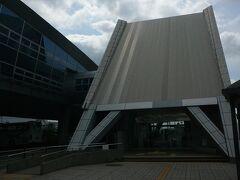 そして鹿児島港から 桜島へ観光に 昔来た時はこんな大きなフェリーターミナルはなかったような